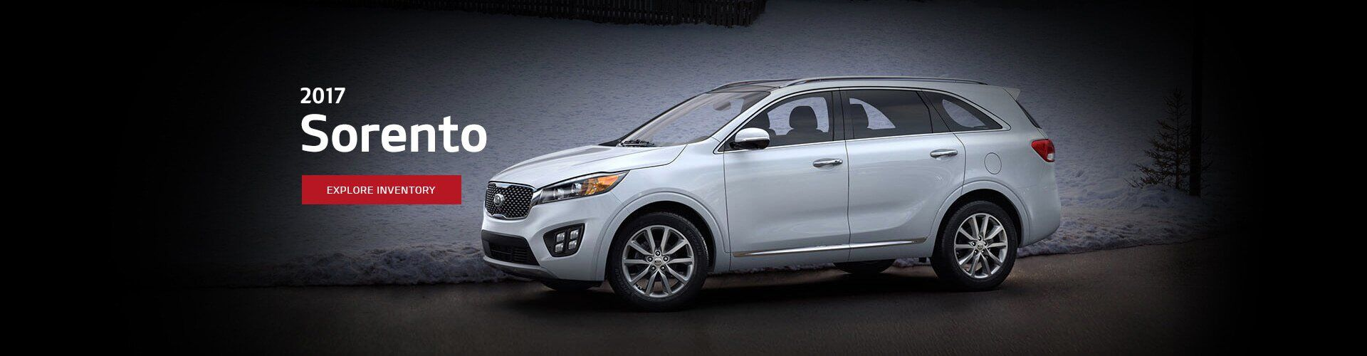 New Kia Sorento at Paul Cerame Kia
