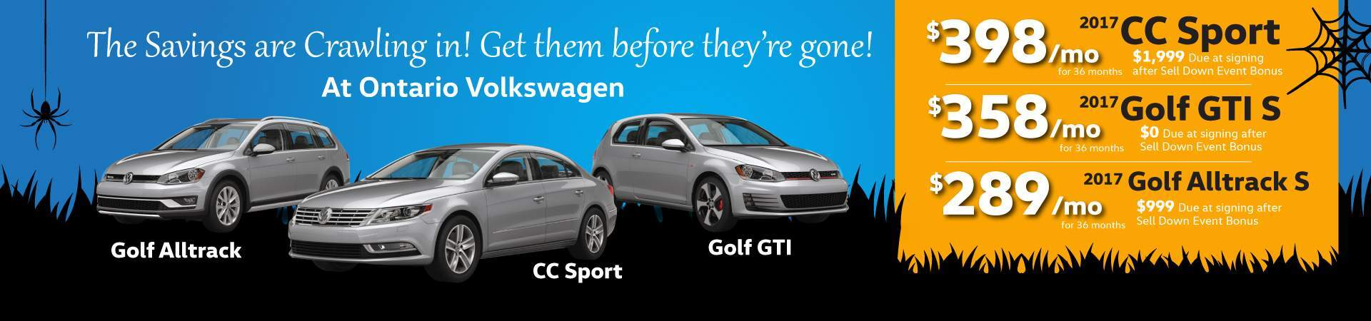 2017 Oct Golf and CC