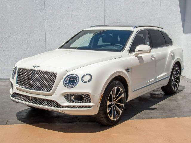 2018 Bentayga Touring Specification