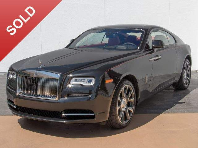 2017 Wraith Inspiration 1 Package