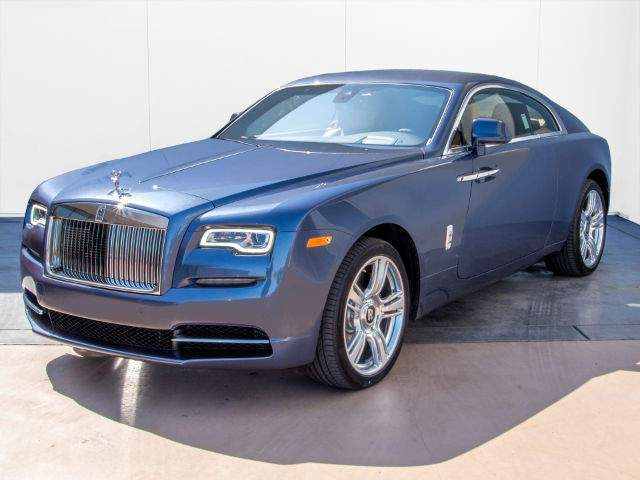2017 Wraith Lease Package