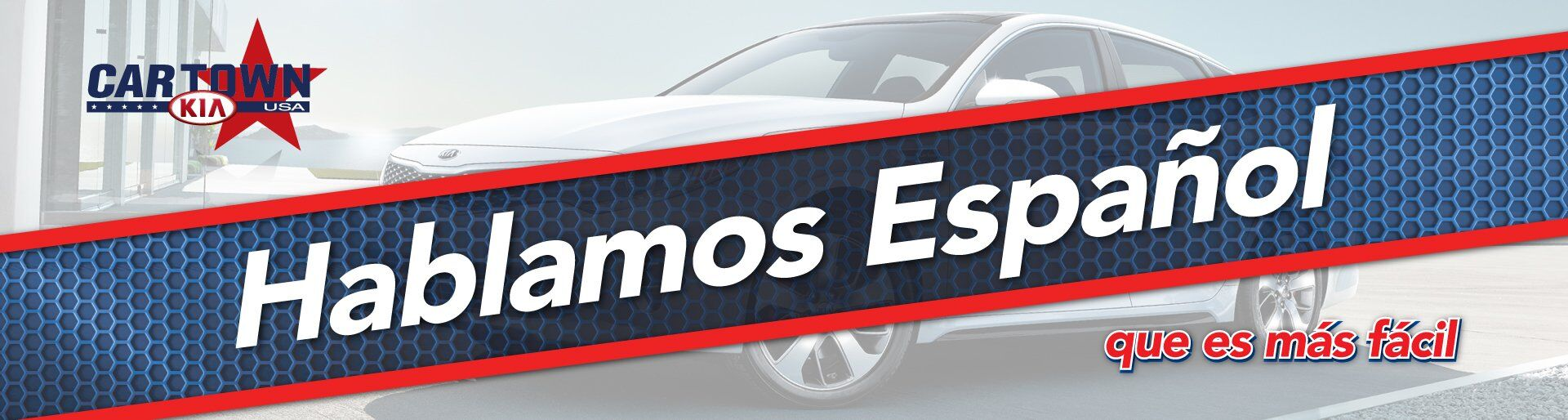 We Speak Spanish at CarTown Kia USA