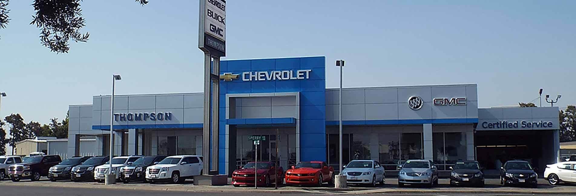 Thompson Chevrolet Patterson Ca Upcomingcarshq Com