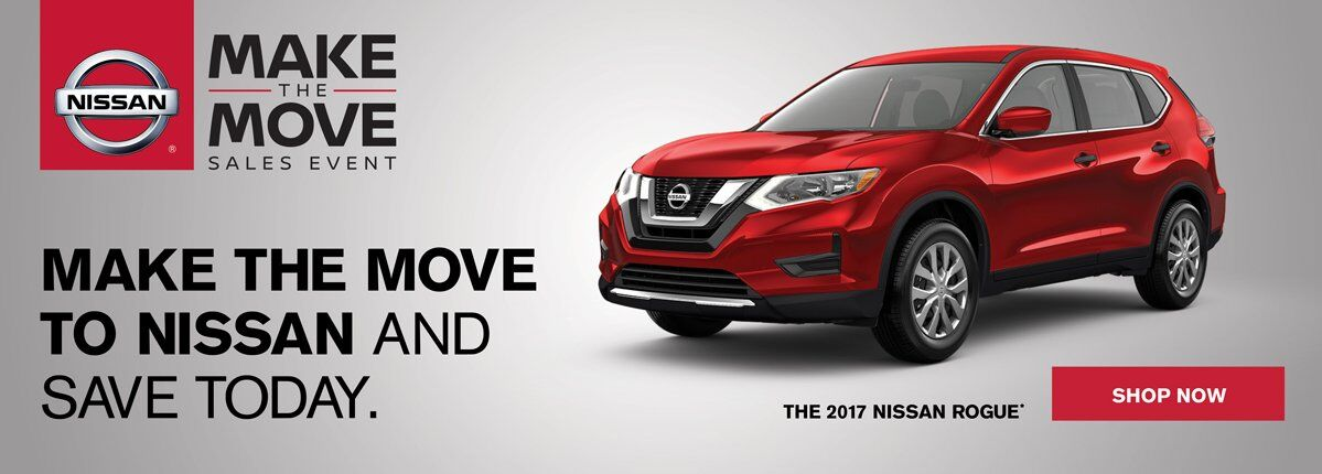 Make The Move To Nissan Event