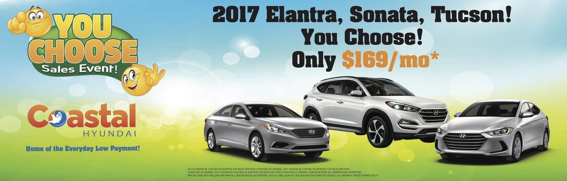 you choose elantra sonata tucson