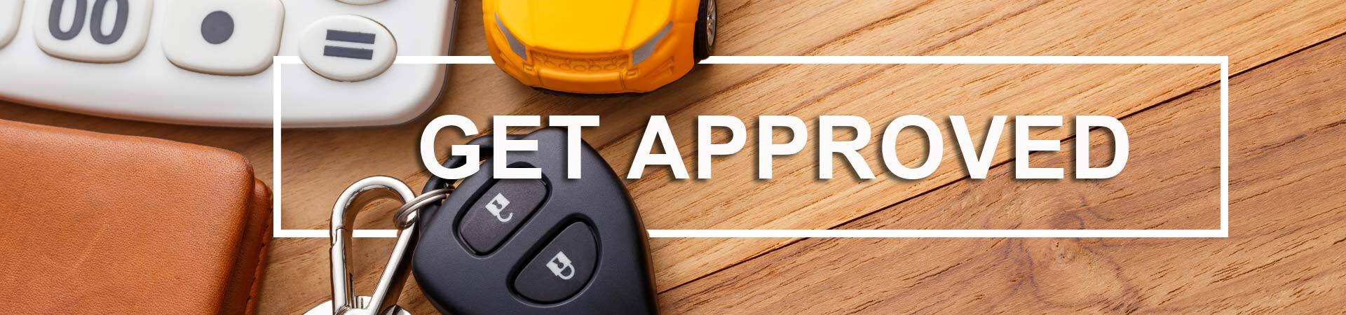 Get Approved at E-Z Auto Sales