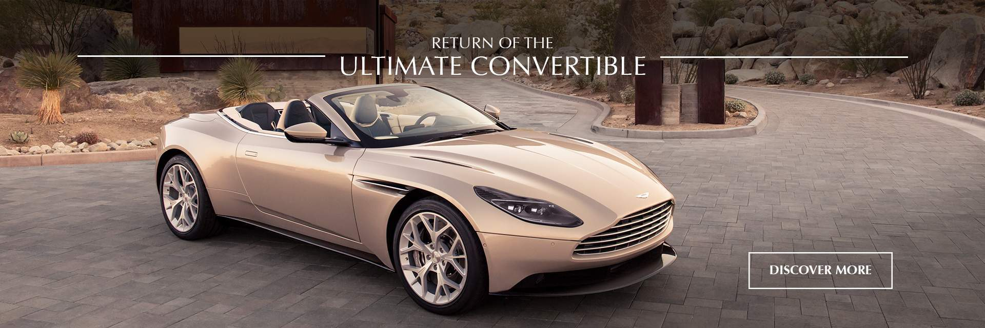Return Of The Ultimate Convertible