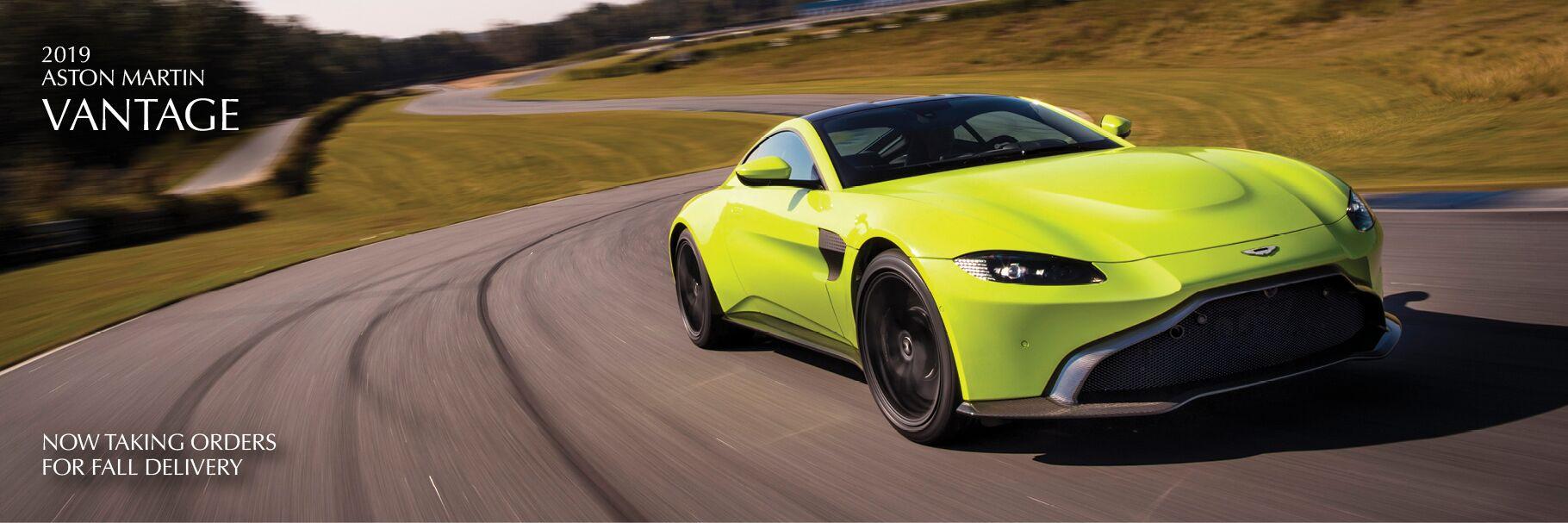 New Aston Martin & Used Car Dealership | Aston Martin Chicago