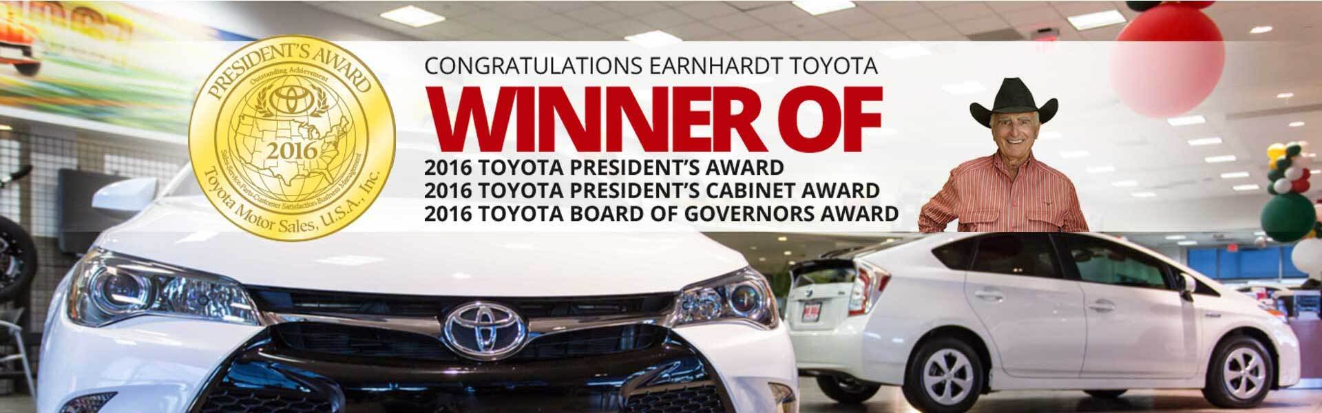 Earnhardt Toyota Scion Arizona Toyota Dealership