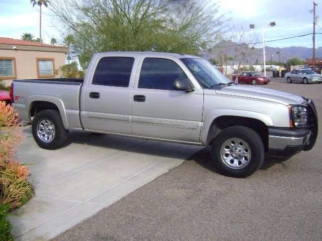 2005 Chevrolet Silverado 1500 Z71 4X4 REDUCED