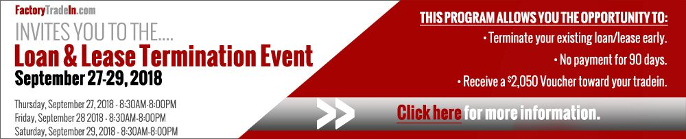 Lease Termination Event