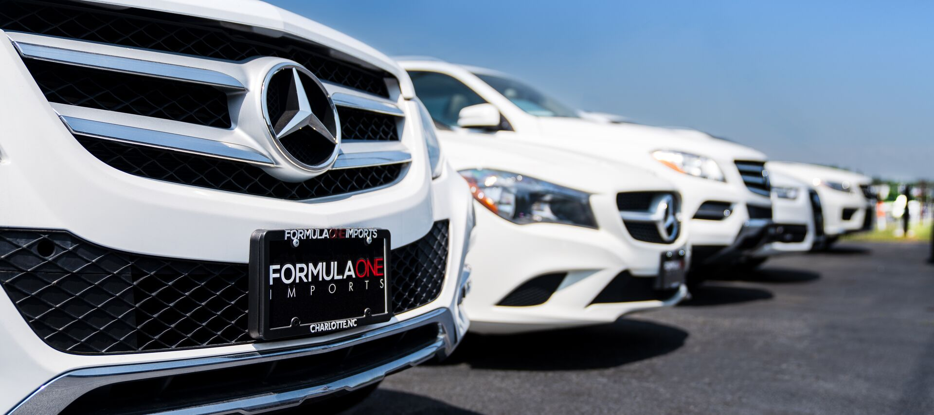 Charlotte Used Luxury Cars for Sale: Foreign Vehicles | Formula One