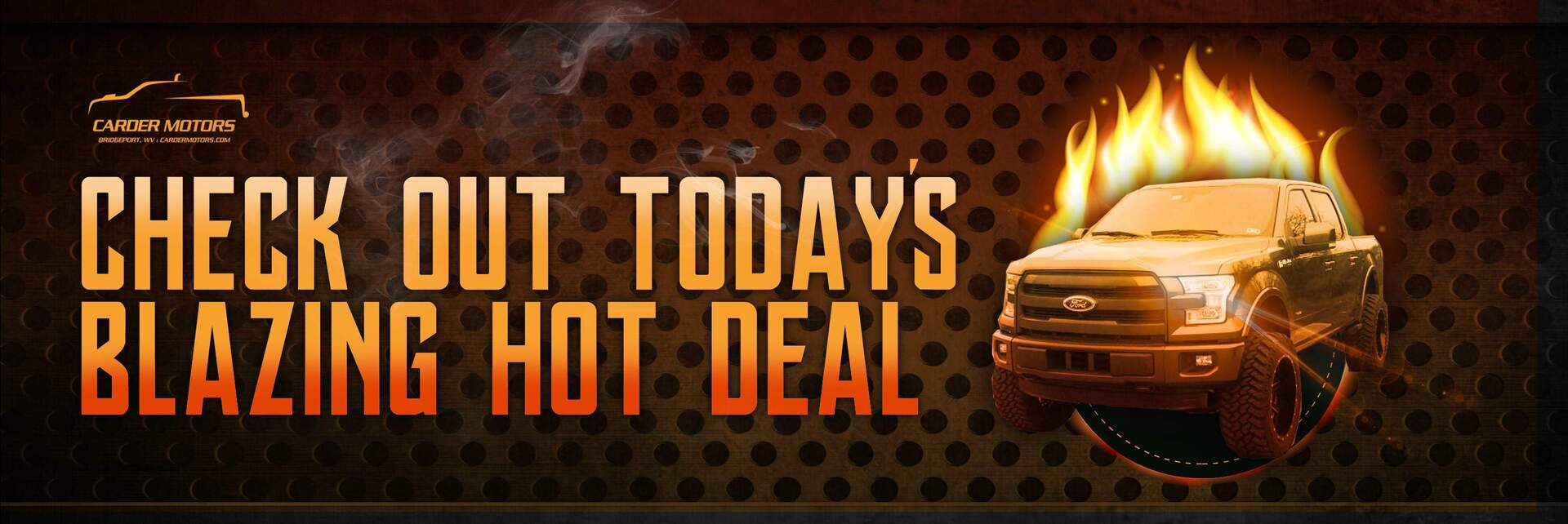 Blazing Hot Deal