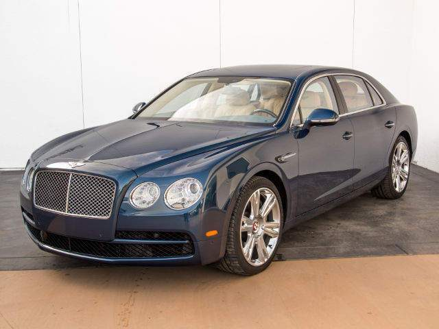 2015 Flying Spur V8