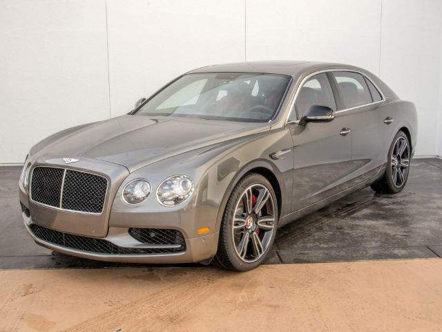 2017 Flying Spur MDS Specification