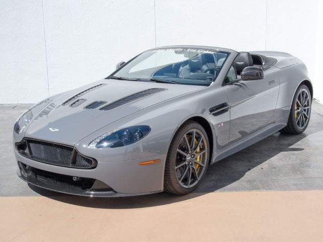 2017 V12 Vantage S Sports Plus Package