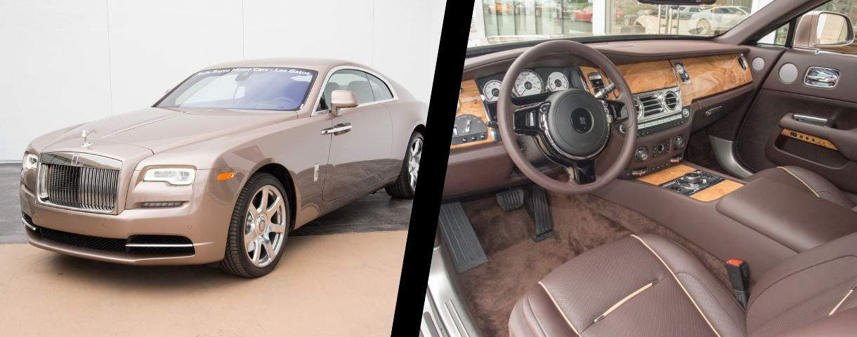 2017 Wraith Inspiration Package