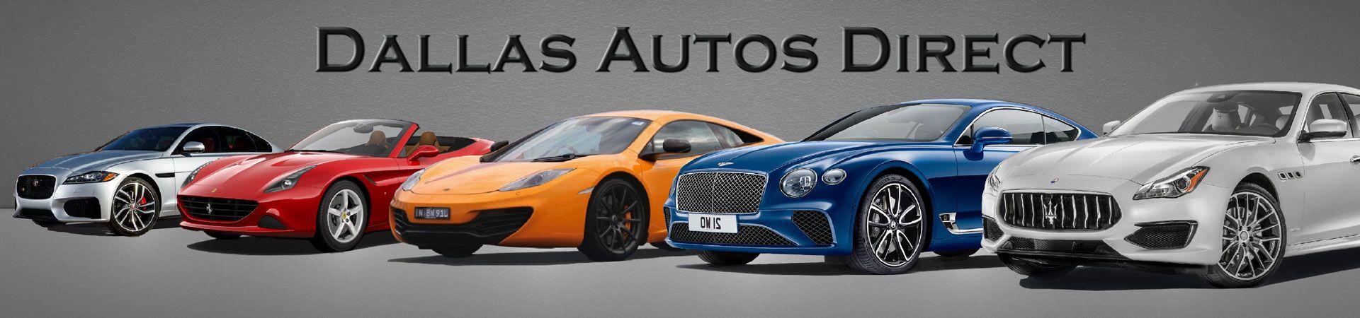 Used Car Dealership Carrollton TX | Dallas Autos Direct