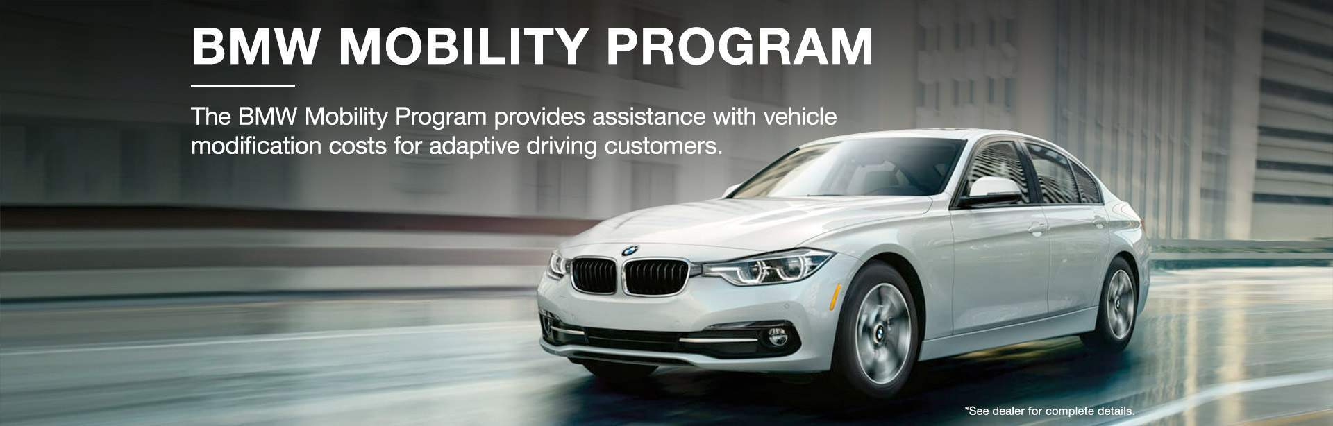 BMW Mobility Program at Cardenas BMW