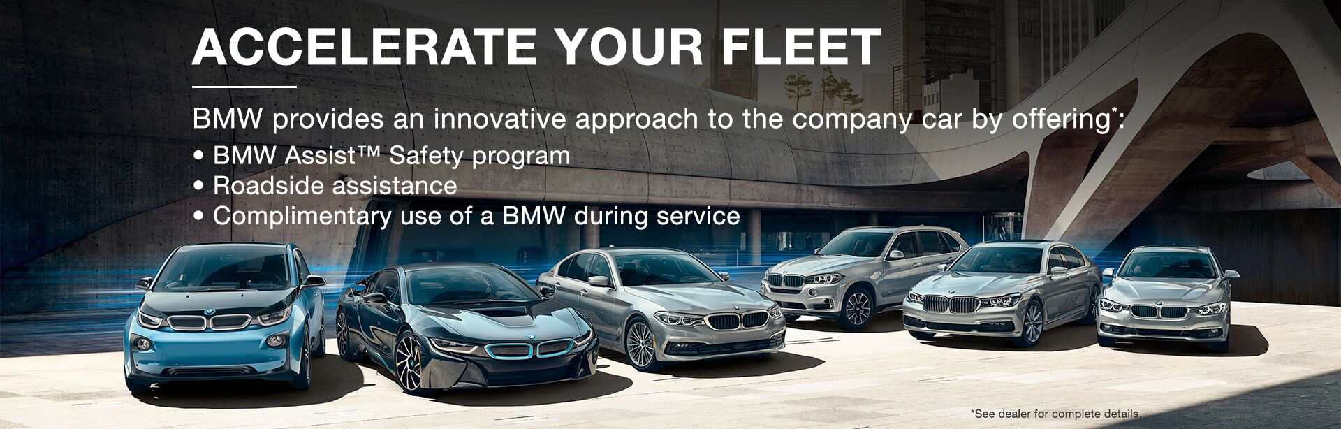 BMW Corporate Fleet Program at Cardenas BMW