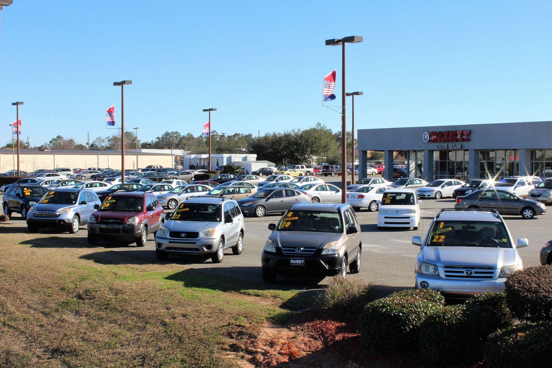 Used Car Dealerships >> Rainey Used Car Dealership Albany Ga Used Cars Rainey Used