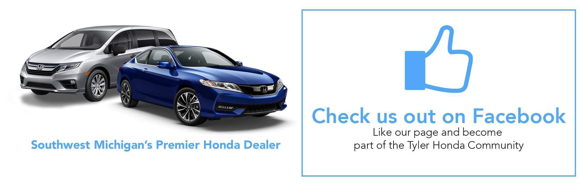 Honda Dealership Stevensville MI Used Cars Tyler