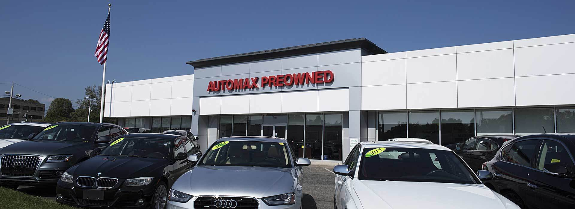 Automax Preowned Experience The Difference