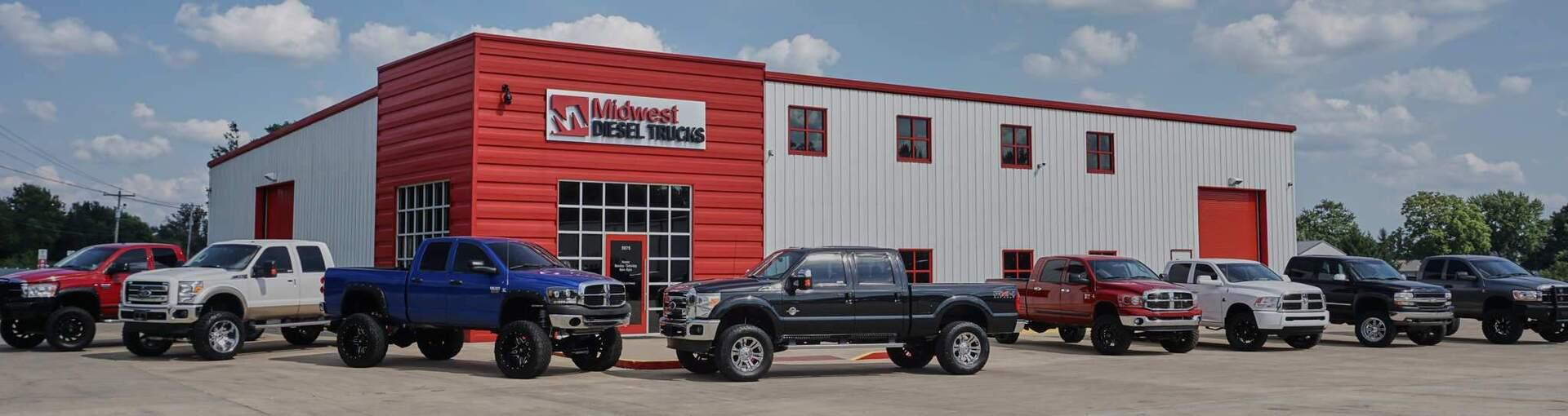 Quality Pick Ups At Midwest Diesel Trucks