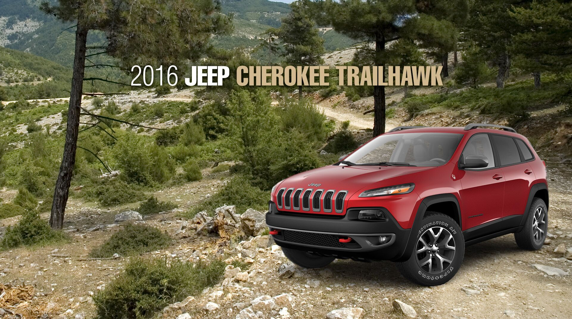 2016 Jeep Trailhawk