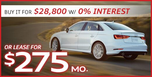 2016 Audi A3 4dr Sdn FWD 1.8T Premium