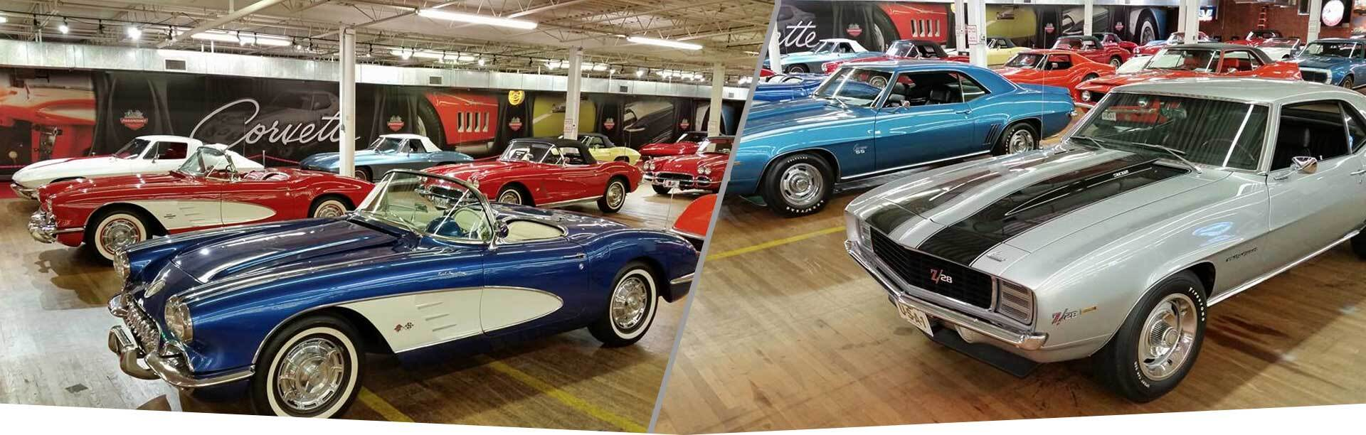 Pre-Owned Classic Vehicles at Auto Palace Classics