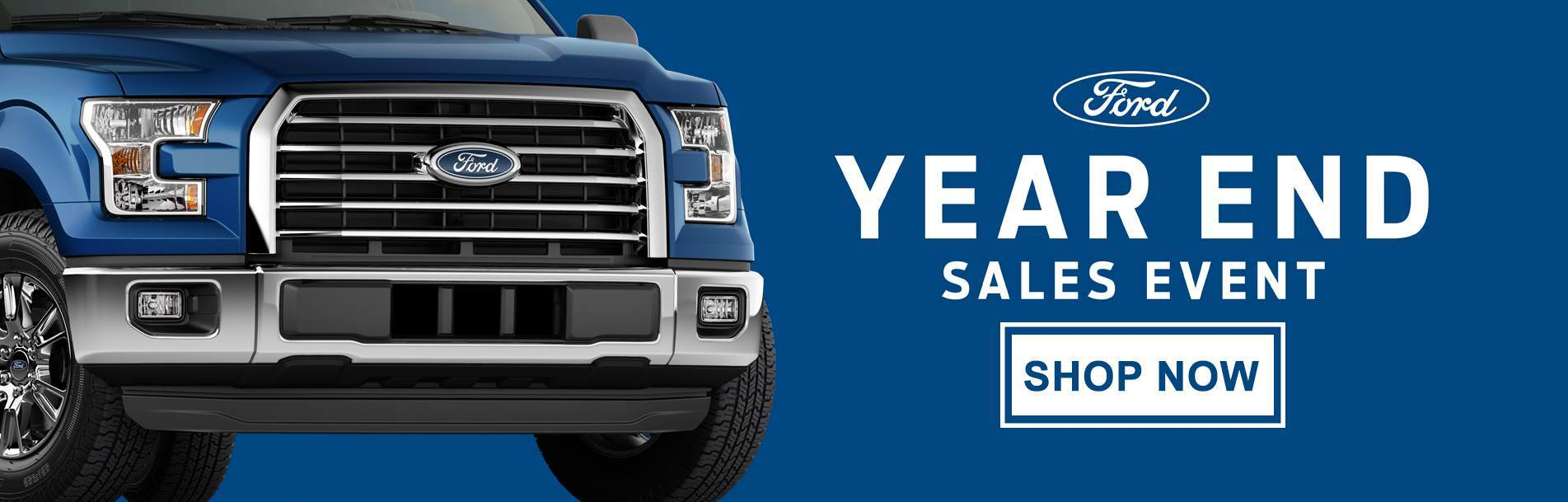 Ford Year End Sales Event at Rochester Ford