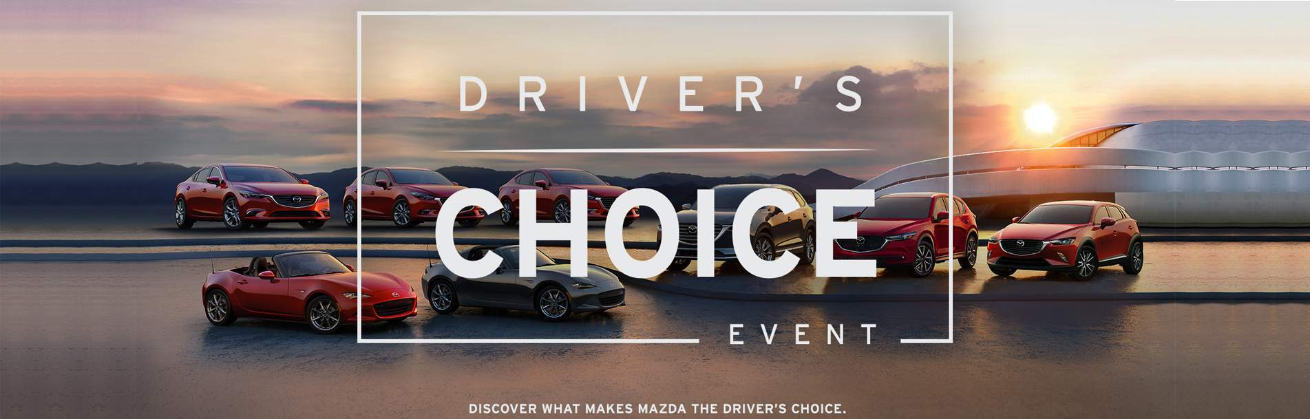 Mazda's Driver's Choice Event