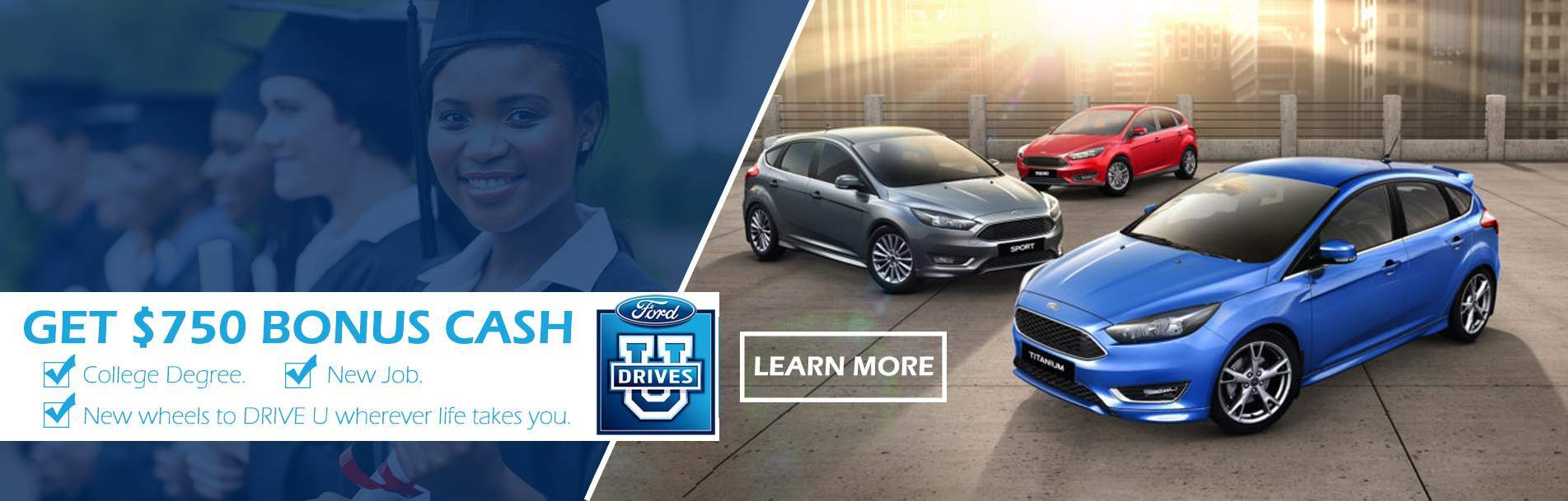 Ford Graduation Rebate