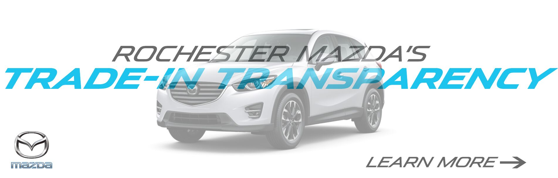 Rochester Mazda Trade-In Transparency