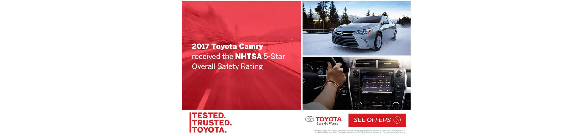 Trusted Toyota Camry