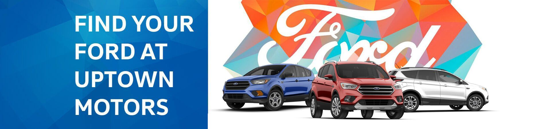 Uptown Motors Find Your Ford