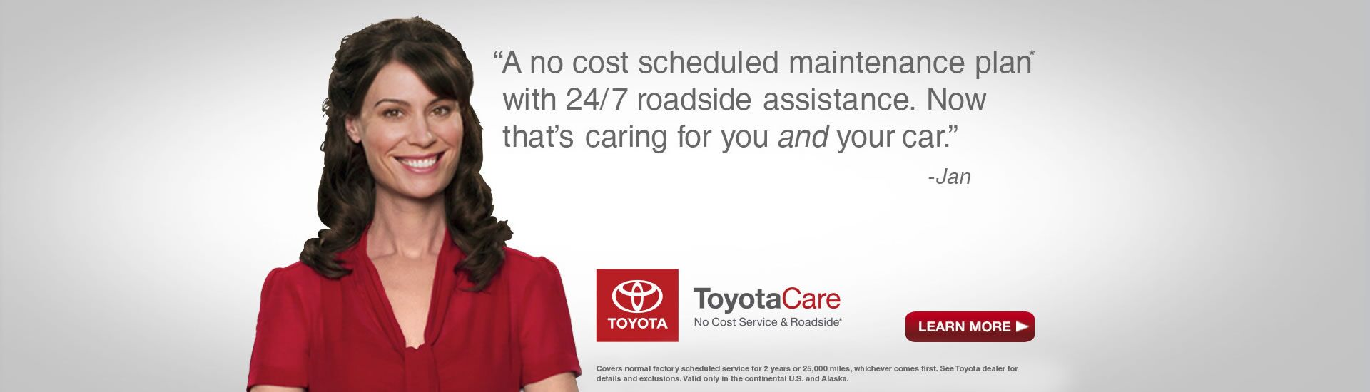 ToyotaCare at Ackerman Toyota