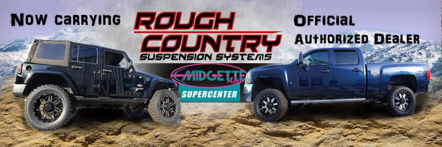 Rough Country Dealer Midgette Auto