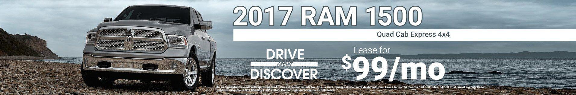 2017 RAM 1500 Express