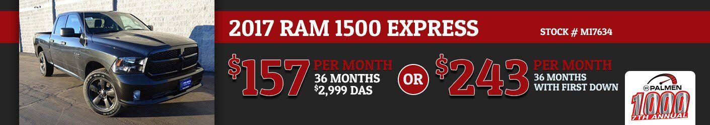 Palmen 1000 Sales Event