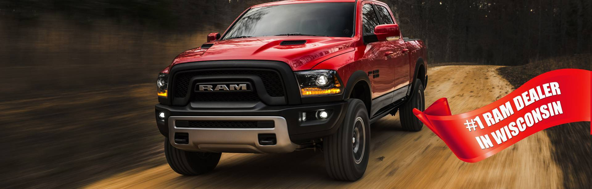 #1 Ram Dealer In Wisconsin