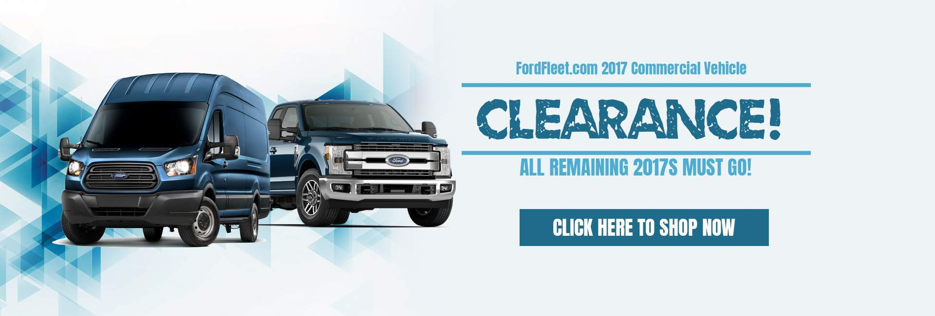 2017 Commercial Vehicle Clearance