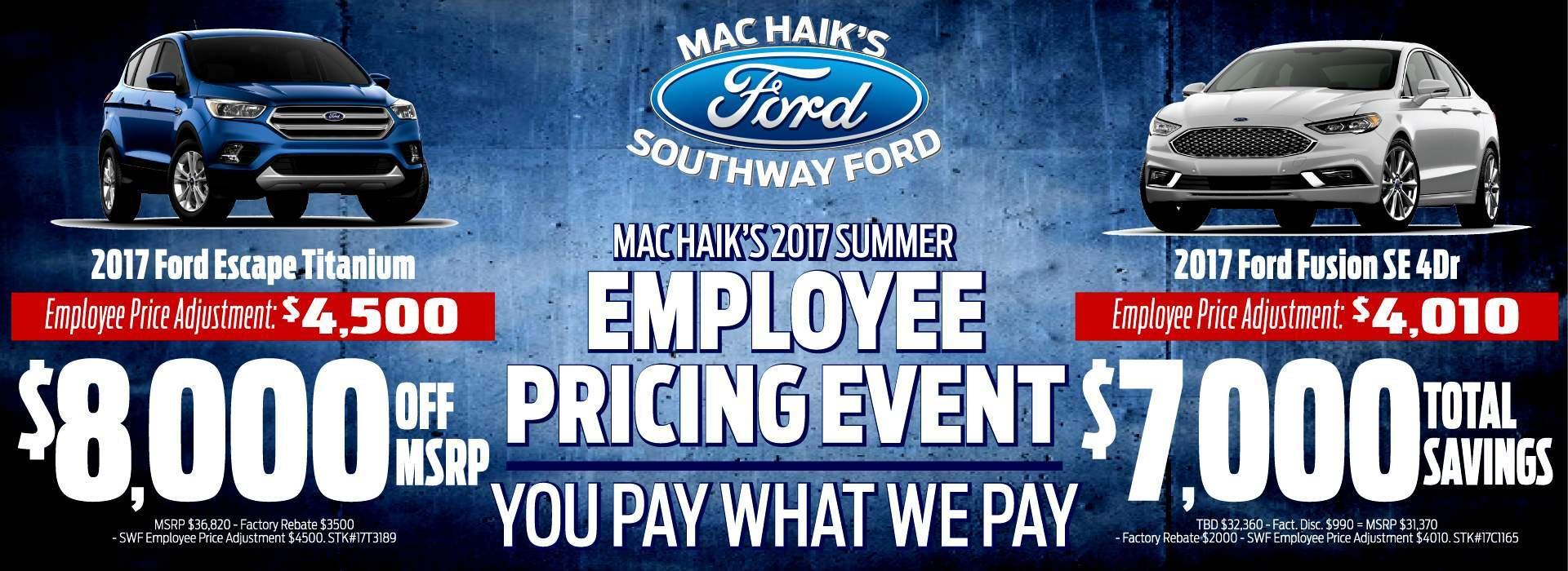 Ford Dealership San Antonio TX Used Cars Mac Haik Southway