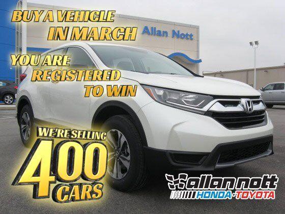 2017 Honda CR-V AWD LX