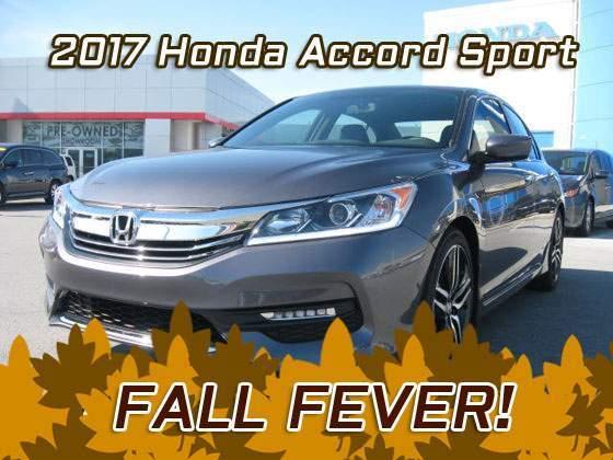 2017 Honda Accord Sport