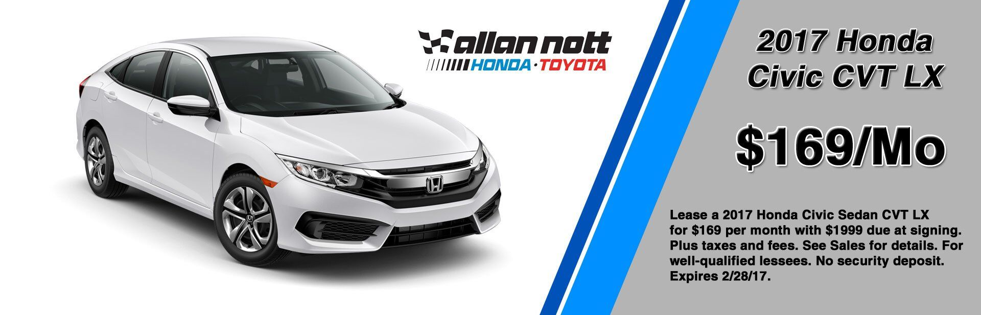2017 Honda Civic Sedan CVT LX
