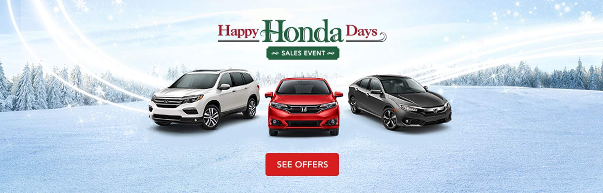 Happy Honda Days is back at Allan Nott!