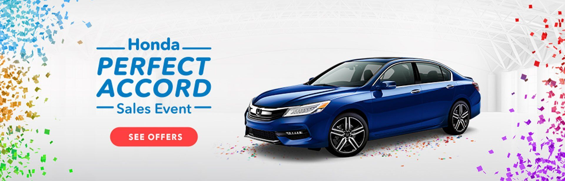 Honda Perfect Accord Sales Event going on NOW!