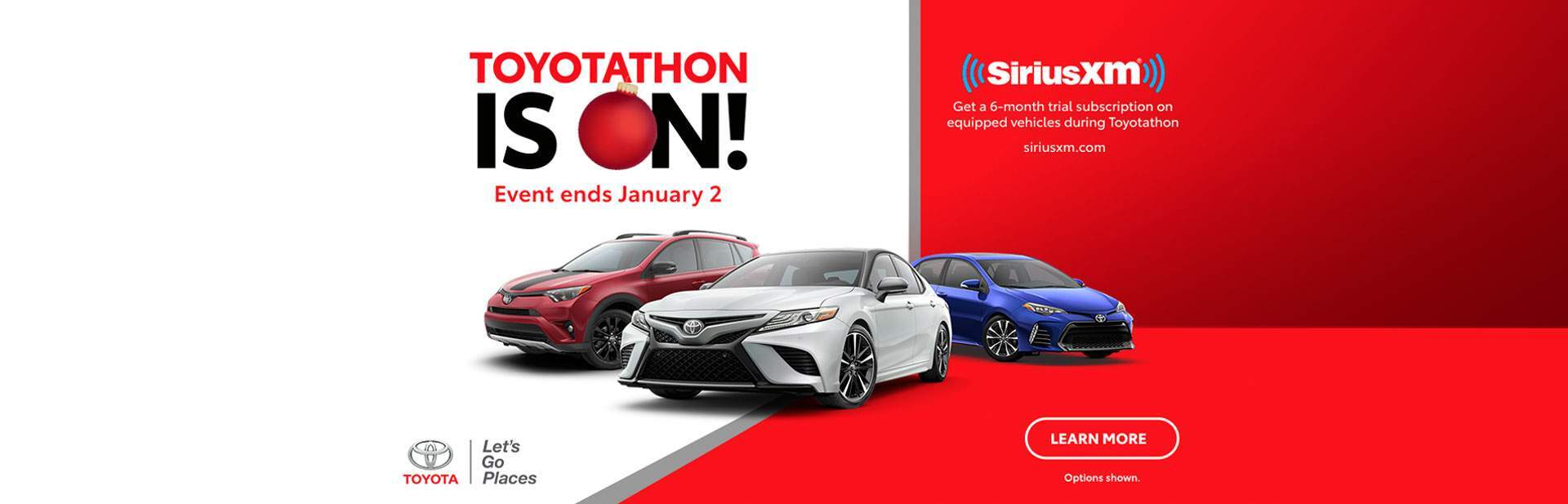 Toyotathon is ON at Allan Nott!